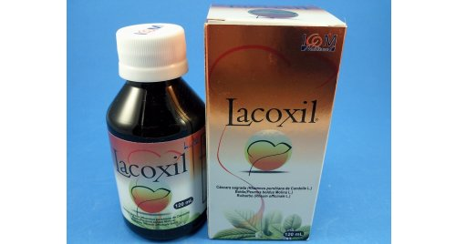 LACOXIL SOL. ORAL X 120 ML.