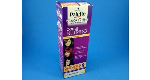 PALETTE COLOR CREME TUBO