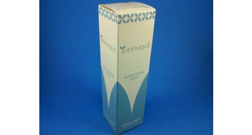 INTIMA AZUL ORIGINAL 120 ML.
