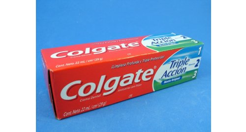 COLGATE TRIPLE ACCION X 22 ML.