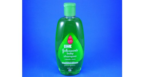 JOHNSON'S BABY SHAMPOO CON MANZANILLA X 400 ML.