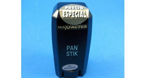PAN STIK MAXFACTOR NATURAL # 55.