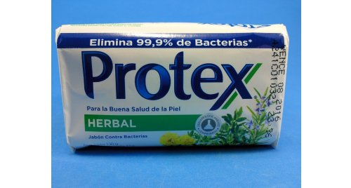 PROTEX HERBAL JABON 130 GR.