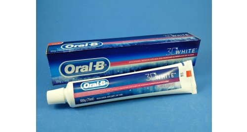 ORAL B 3D WHITE CREMA DENTAL 75 ML..
