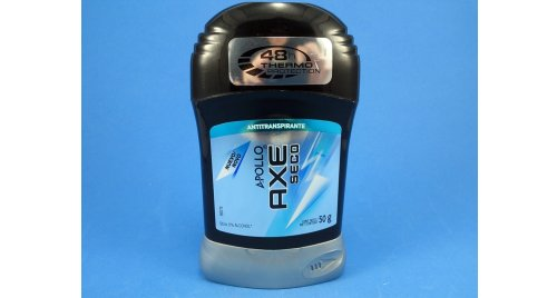 AXE SECO APOLLO BARRA 50 GR.