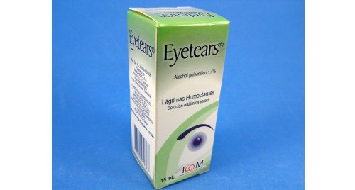 EYETEARS 15 ML.